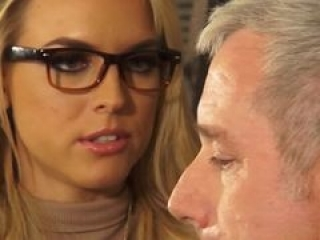 Mean boss Keira Nicole enjoys...
