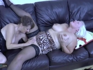 AgedLove mature Lacey Star har...
